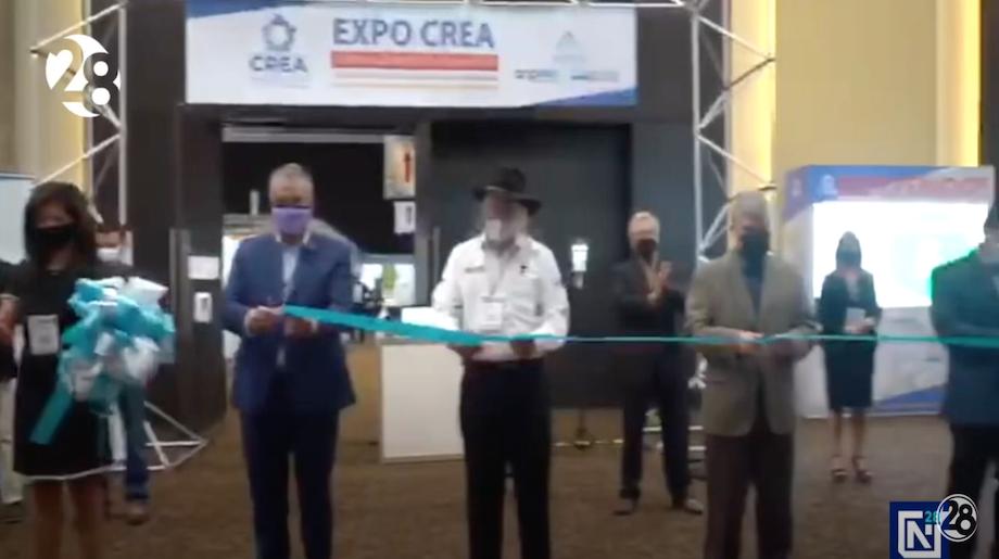 Reactivan sector convenciones: Celebran Expo Crea en Cintermex